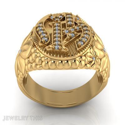 Signet Ring, Rings, Signet