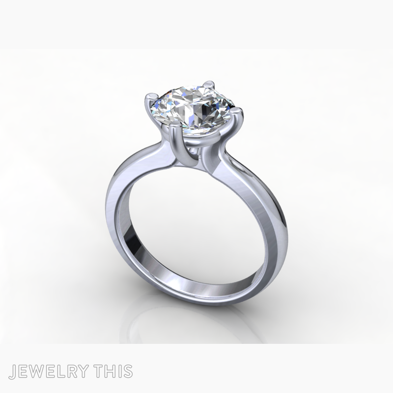 Engagement Ring, Rings, Engagement, image 6