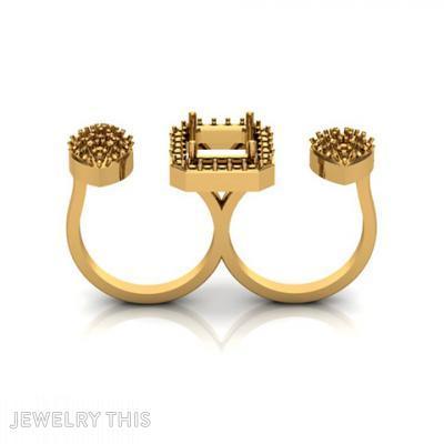 Toe Ring, Rings, Toe