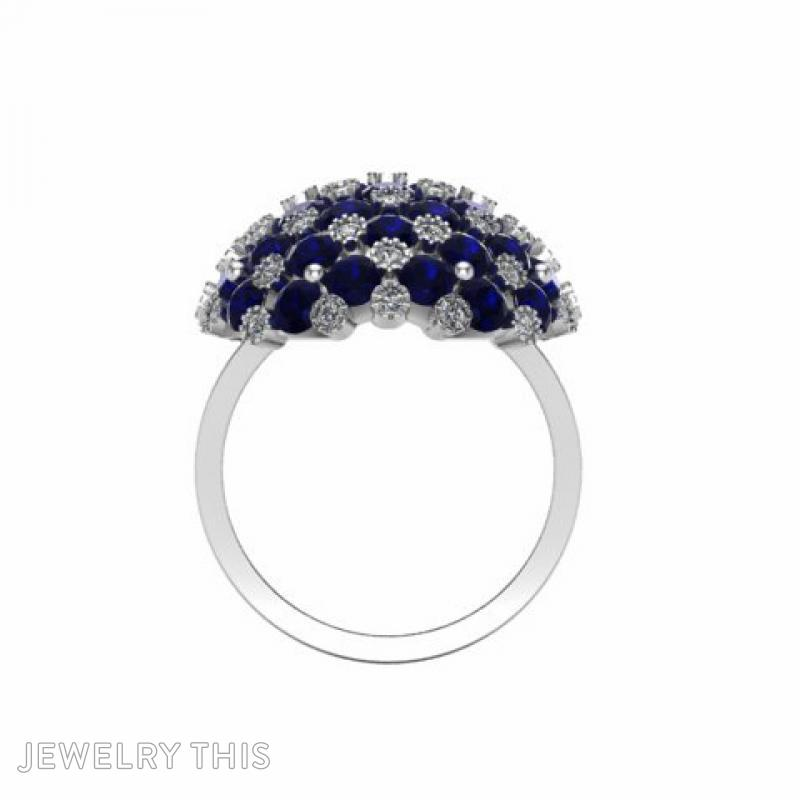Cocktail Ring, Rings, Cocktail, image 2
