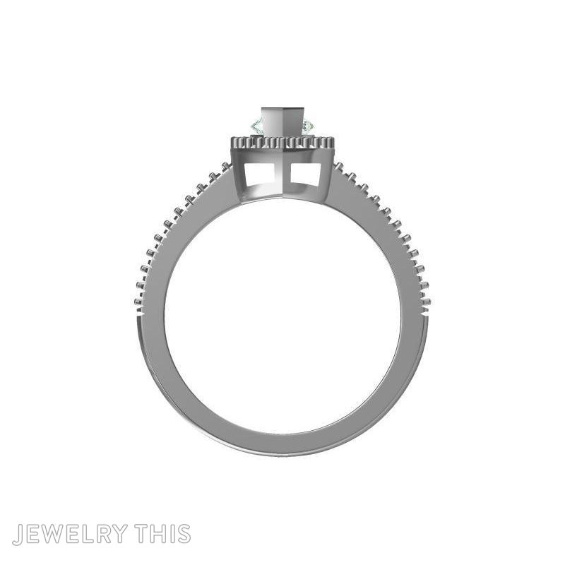 Marquise, Rings, Engagement, image 4
