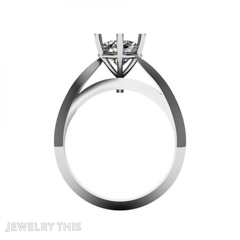 Crossover Ring, Rings, Crossover, image 5