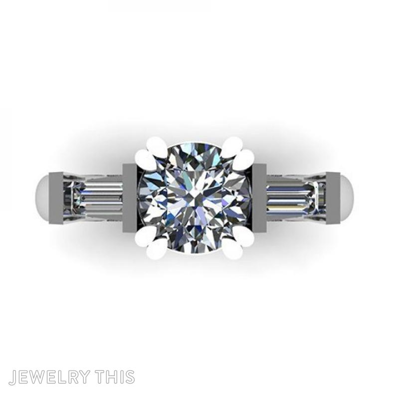 Engagement Ring, Rings, Engagement, image 3