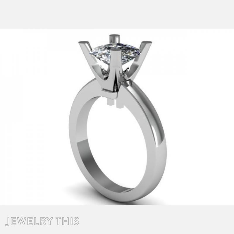 Engagement Ring, Rings, Engagement, image 4