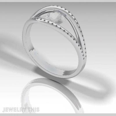 Gold Ring, Rings, Promise
