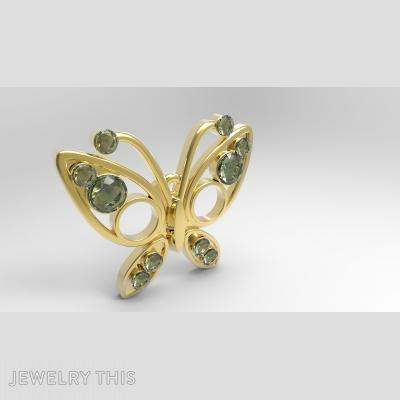 Butterfly, Pendants, General