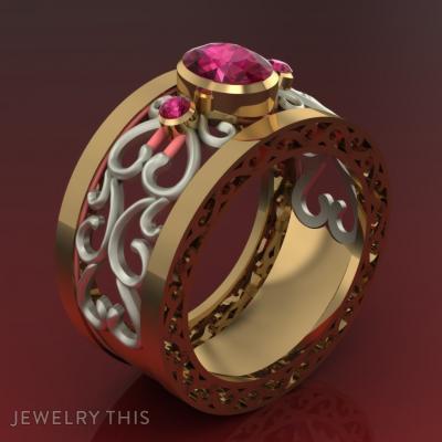 Love, Rings, Fashion