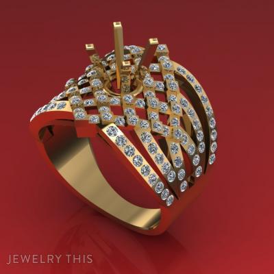 Lush Heart :), Rings, Fashion