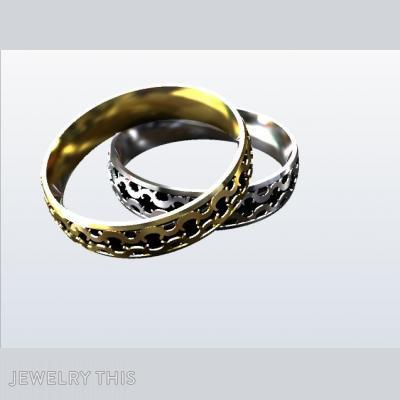 Gold, Bracelets, Bangle