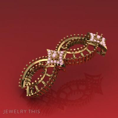 Lush, Bracelets, Bangle
