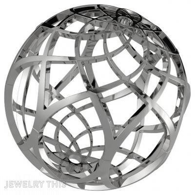 Cover Wire, Pendants, Ball