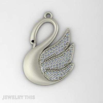 Golden Swan, Pendants, General