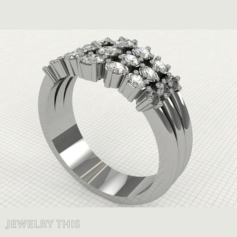 3d Jewelry Design Fashion Ring Jewelrythis Jewelry Designs