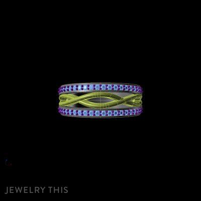 1.7 Mm Diamonds, Rings, Crossover