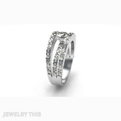 2000, Rings, Wedding