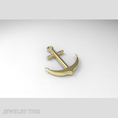 Anchor, Pendants, General