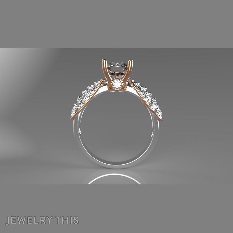 Custom Jewelry Design: Love Lucky » Jewelrythis ~ Jewelry
