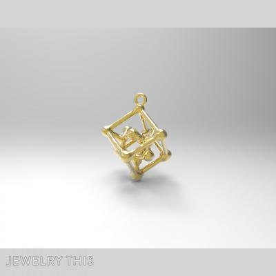 Bone Cube, Pendants, General
