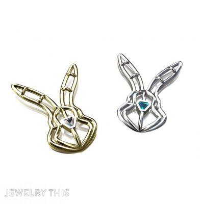 Bunny, Pendants, General