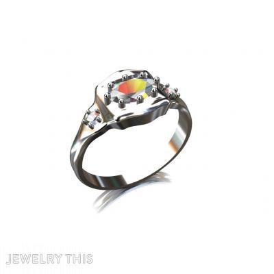 No 2, Rings, Fashion