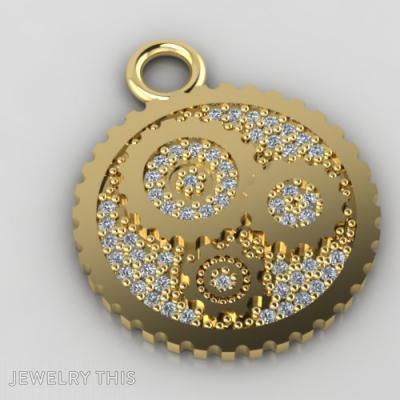 Golden Gears, Pendants, General