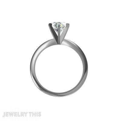 Tiffany Type, Rings, Engagement
