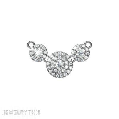 3-Piece, Necklaces