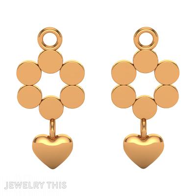 Chandelier (Dangle) Earring, Earrings, Chandelier (Dangle)