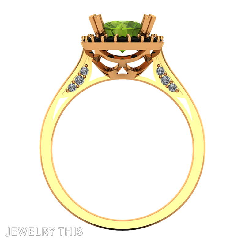 Cocktail Ring, Rings, Cocktail, image 3