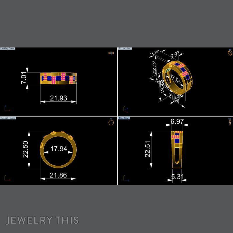 Wedding Ring, Rings, Wedding, image 5