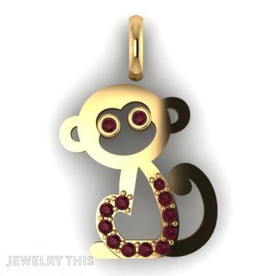 Monkey, Pendants, General
