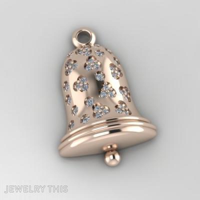 Golden Bell, Pendants, General