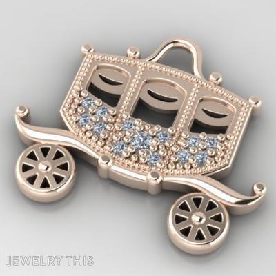 Golden Carriage, Pendants, General