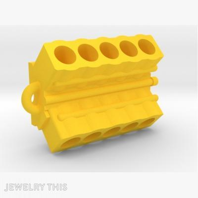 V10 Engine Block, Pendants, General
