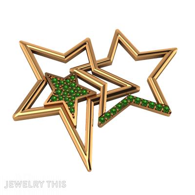Star, Pendants, General