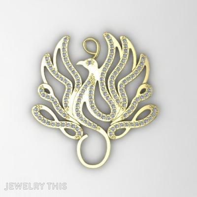 Golden Phoenix, Pendants, General
