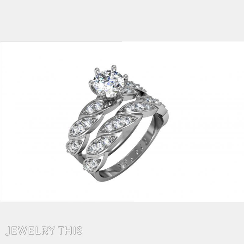Wedding Band, Rings, Engagement