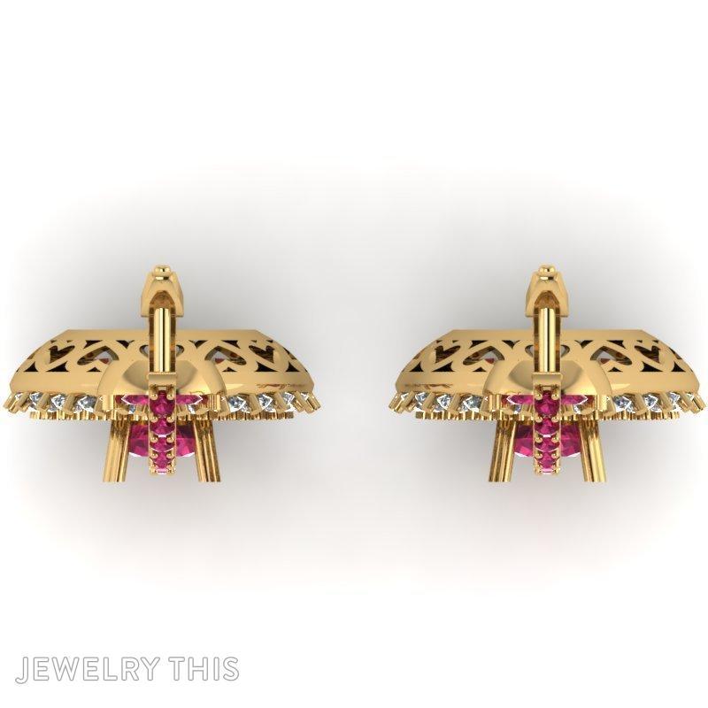 Drop Earring, Earrings, Drop, image 3
