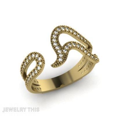 Fashion-Ring, Rings