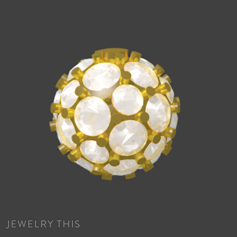 Sphere-5-Mm, Charms