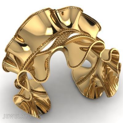 Cuff Bracelet, Bracelets, Cuff