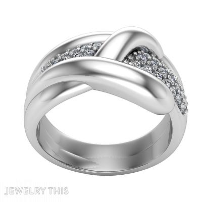 Crossover Ring, Rings, Crossover