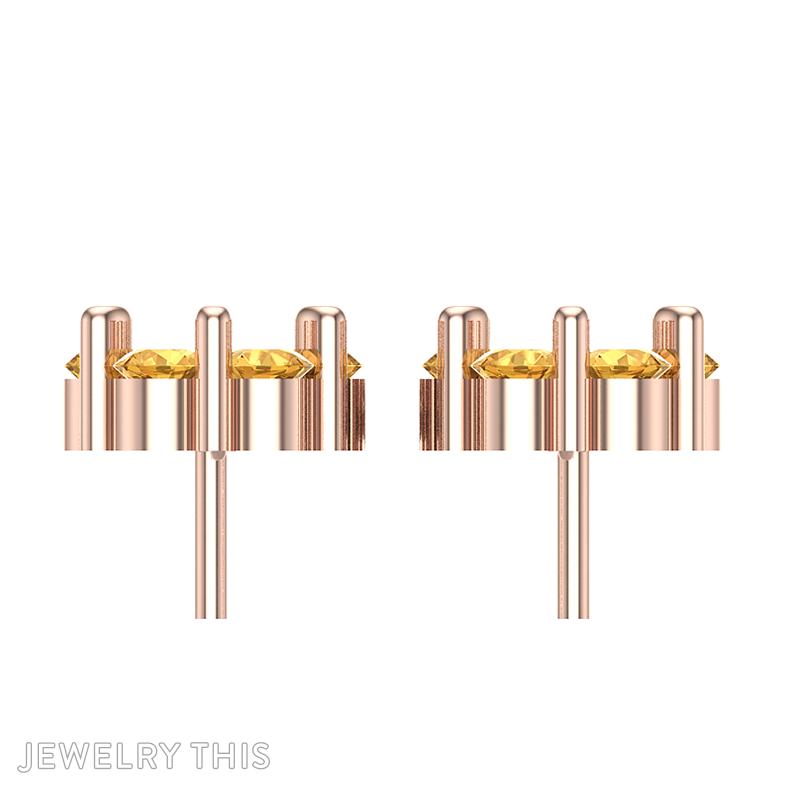 Chandelier (Dangle) Earring, Earrings, Chandelier (Dangle), image 4