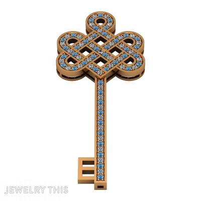 Key, Pendants, General