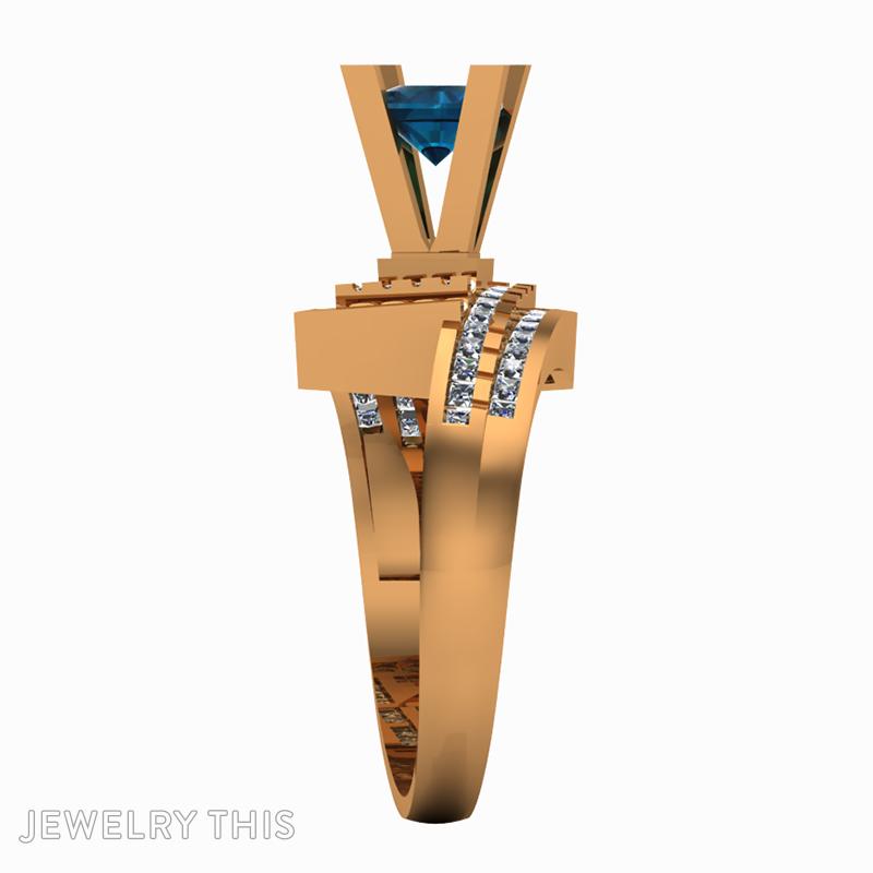 Fashion Ring, Rings, Fashion, image 4