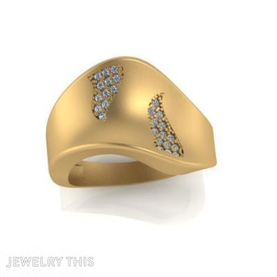 Golden Ring, Rings, Concave