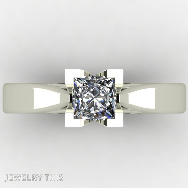 R-A0024, Rings, Engagement, image 2