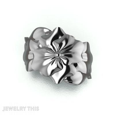 Silver Ring, Rings, Fashion