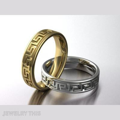 Meander, Rings, Concave