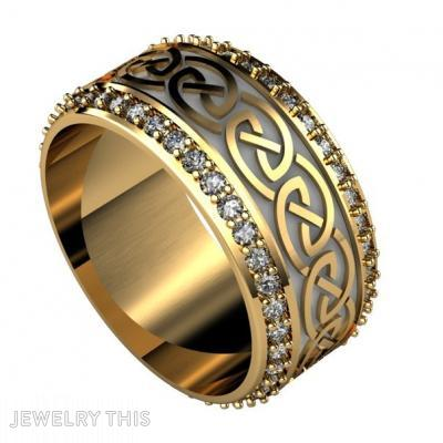 Kallin Ring, Rings, Wedding